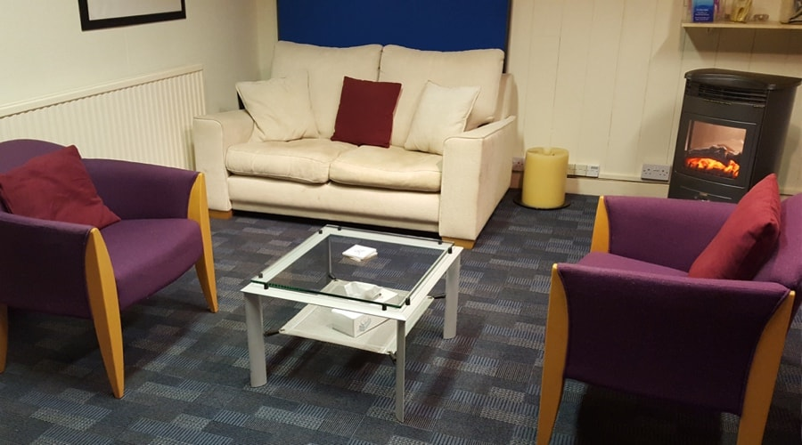 Therapy room in Teddington